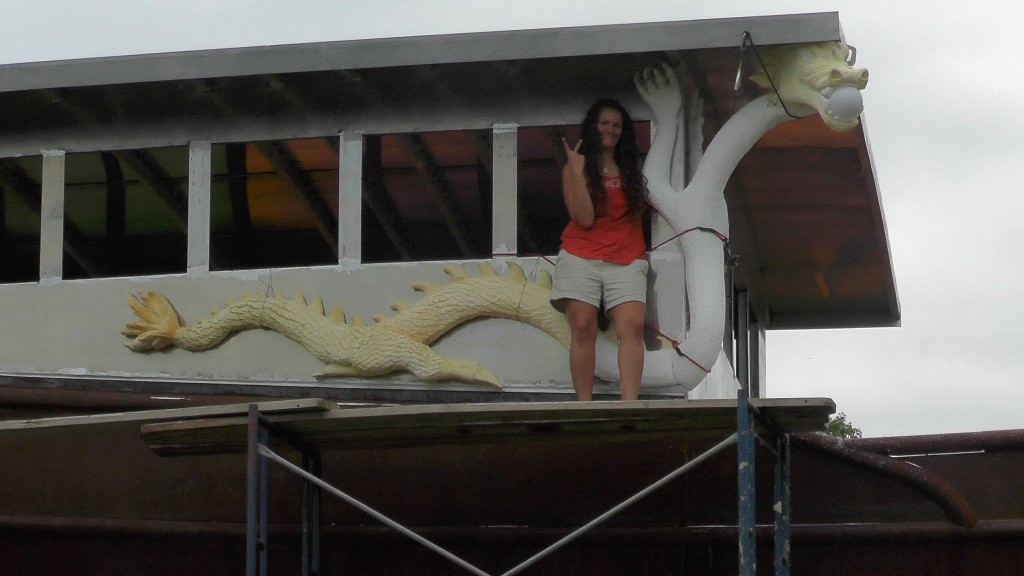 Starboard Dragon